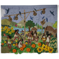 Native American Birdhouse - Medium