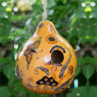 CGH307M Butterfly Birdhouse