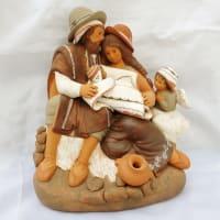 Holy Family & Angel
