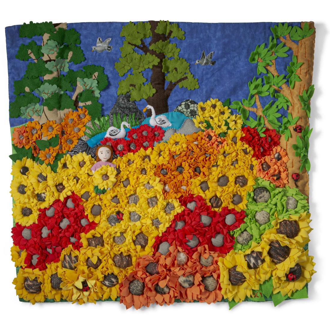 Sunflower Field - Medium