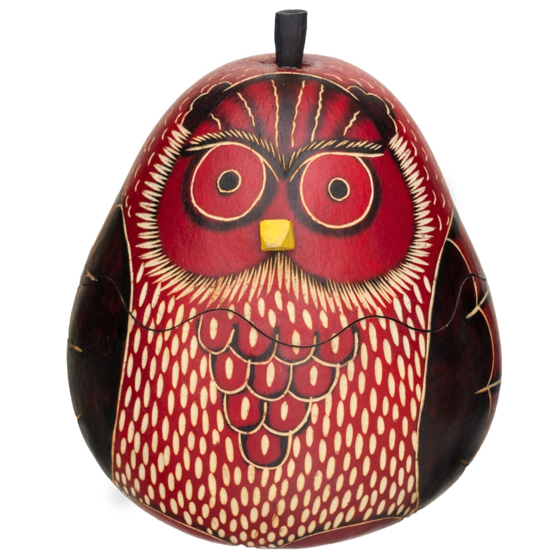 CGB223M Spotted Owl Medium Box