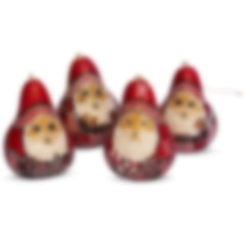 CRG312R Red Santa Claus