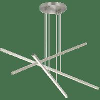 Essence Trio Linear Satin Nickel 3000K 90 CRI Integrated LED 90 CRI 3000k 120v