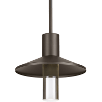 Ash 12 Outdoor Pendant Cylinder Bronze 2700K 90 CRI 2700K Low Output