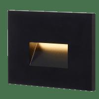 Ikon Outdoor Step Light Black 2700K/3000K Selectable 90 CRI 12V