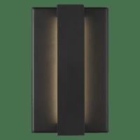 Windfall 8 Outdoor Wall black 3000K 90 CRI integrated led 90 cri 3000k 120v-277v unv