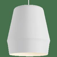 Allea Pendant matte White No Lamp