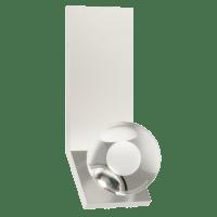 Mina Wall Polished Nickel 3000K 90 CRI LED 90 CRI 3000k 120v