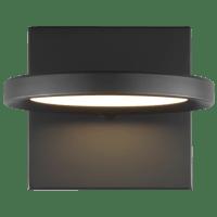 Spectica Wall Acrylic Matte Black 3000K 90 CRI LED 90 CRI 3000k 120v