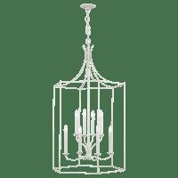 Bantry House Extra Large Lantern Gloss Cream