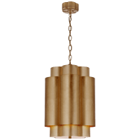 Arabelle Tall Hanging Shade in Gild