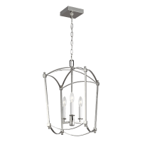 Thayer Mini-Lantern Polished Nickel
