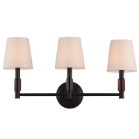 Lismore 3 - Light Vanity Oil Rubbed Bronze