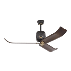 Volta 60 - w Antique Brass Antique Iron