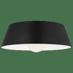 Joni Ceiling matte black 3000K 90 CRI integrated led 90 cri 3000k 120v (t24)