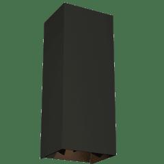 Vex 12 Outdoor Wall black 3000K 90 CRI