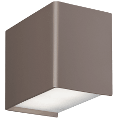 Kenton Wall gold 3000K 80 CRI integrated led 80 CRI 3000k 120v