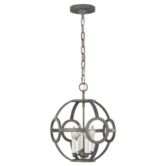Green Park Small Pendant Iron Port
