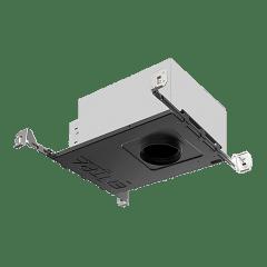 "3"" ENTRA Adjustable LED Housing Square 2700K 90 CRI high output IC Airtight"