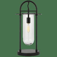Nuance Table Lamp Aged Iron Bulbs Inc
