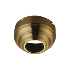 SlopeCeilingAdapter- Burnished Brass