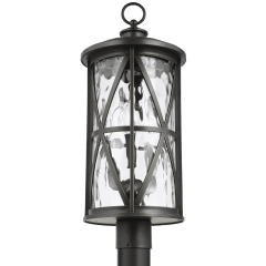 Millbrooke Post Lantern Antique Bronze