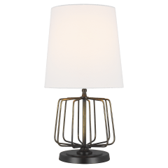 Milo Mini Table Lamp Atelier Brass Bulbs Inc