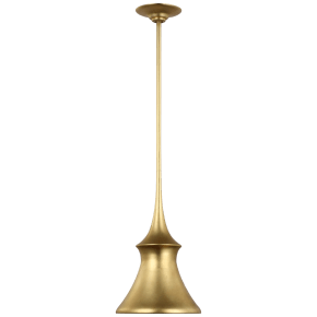 Lakmos Small Pendant in Gild