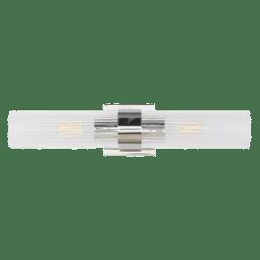 Geneva Linear Sconce Polished Nickel