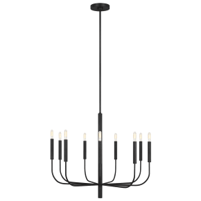 Brianna Medium Chandelier Aged Iron