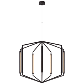 Appareil Large Lantern in Bronze