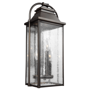 Wellsworth Small Lantern Antique Bronze
