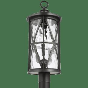Millbrooke Post Lantern Antique Bronze