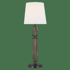 Milo Buffet Lamp Atelier Brass Bulbs Inc