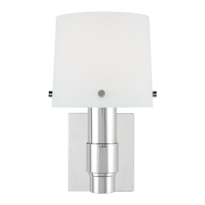 Palma Sconce Polished Nickel