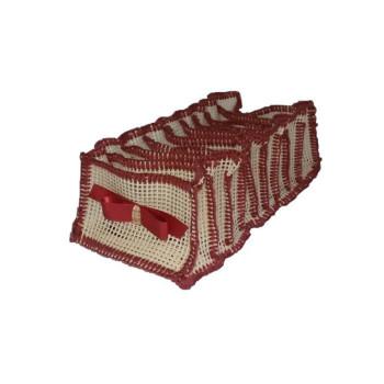Colméia Porta Lingeries - Vermelho