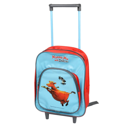 Mama Moo Rolling Suitcase