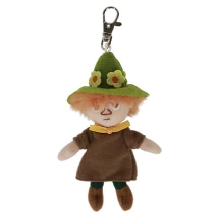 Moomin Snufkin Keychain