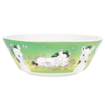 Lena Furberg Bandit the Pony On the Meadow Bowl