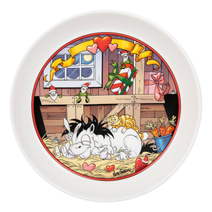 Lena Furberg Bandit's Christmas Plate