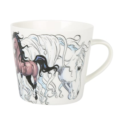 Lena Furberg Wild Horses Mug