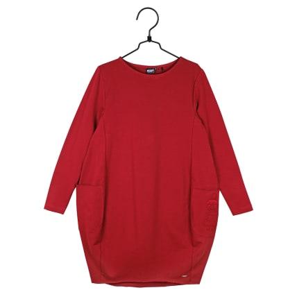 Moomin Iida Dress Little My long-sleeve red