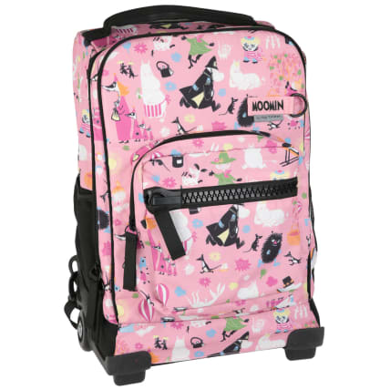 Moomin Moomins Suitcase XS pink