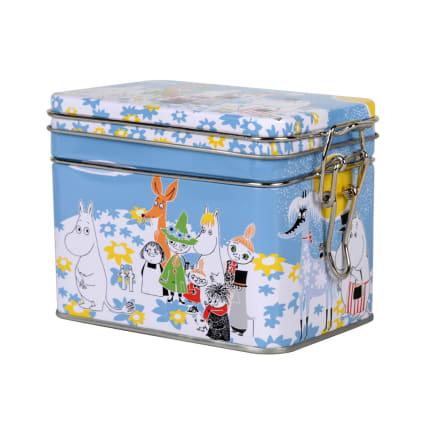 Moomin Summer Day Tea Tin