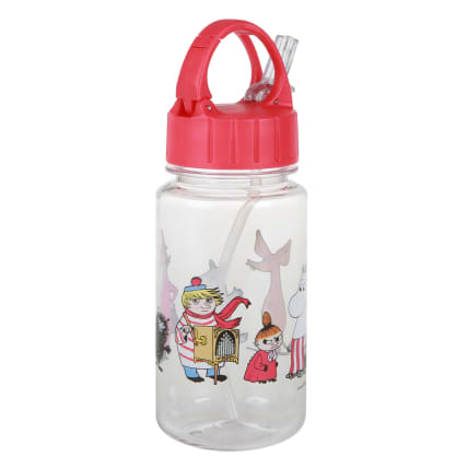 Moomin Characters Water Bottle