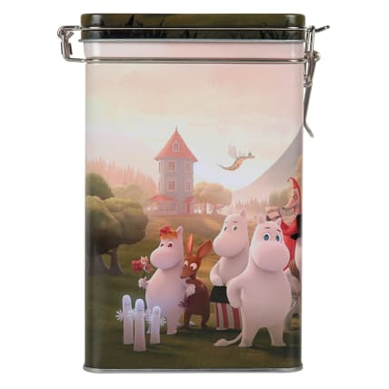 Moomin Moominvalley Coffee Tin