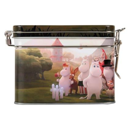 Moomin Moominvalley Tea Tin