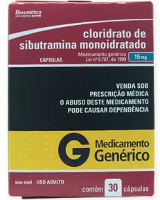 Cloridrato de Sibutramina preco