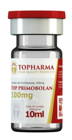 Primobolan - Top pharm - 100mg (10ml)