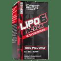 Lipo 6 Black Ultra Concentrado (60 cápsulas) - Nutrex